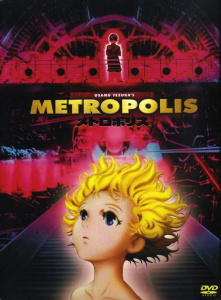 Metropolis Box Art