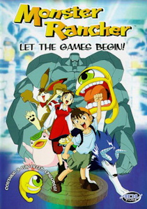 Monster Rancher Box Art