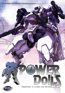 Power Dolls Box Art
