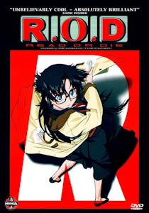 Read or Die Box Art