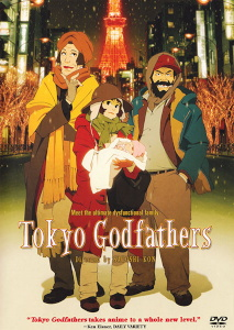 Tokyo Godfathers Box Art
