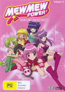 Tokyo Mew Mew Box Art