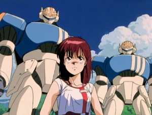 Screenshot of Gunbuster