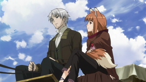 Screenshot of Spice and Wolf