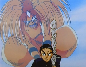Screenshot of Ushio &amp; Tora